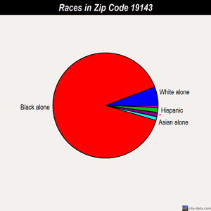 Races.zipcode.19143
